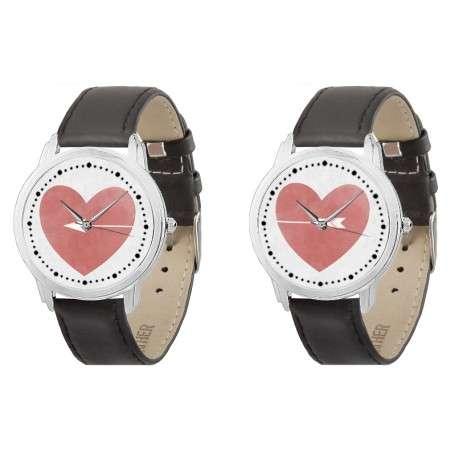 AW 104 Для влюбленных 2 пары в комплекте Сердце