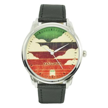 Купить часы наручные Автобус от Andywatch