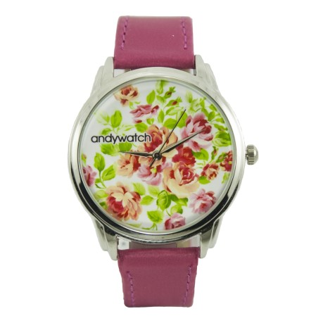 Купить часы наручные Цветы от Andywatch