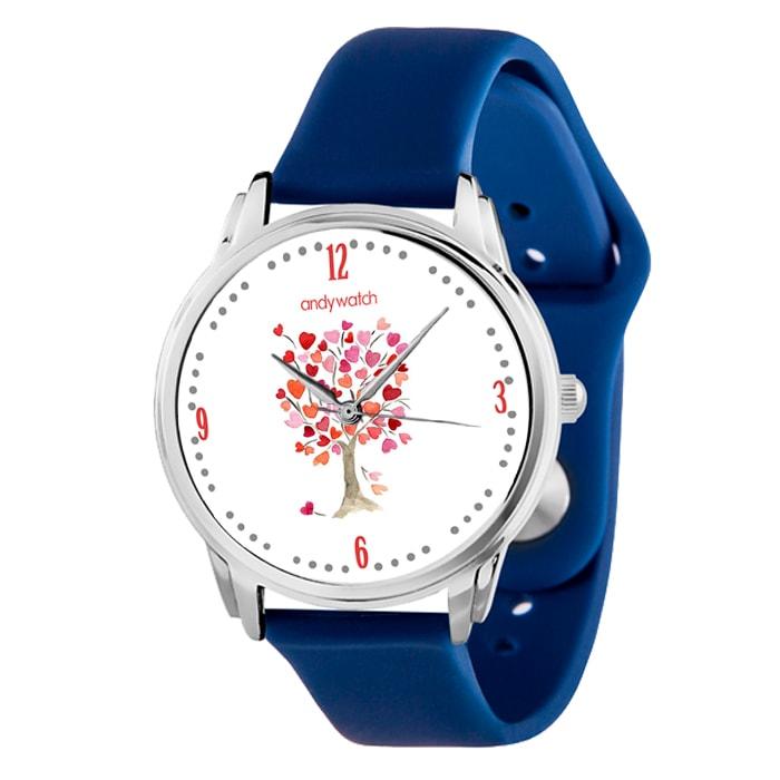 AW-168_Наручные_часы_Синий